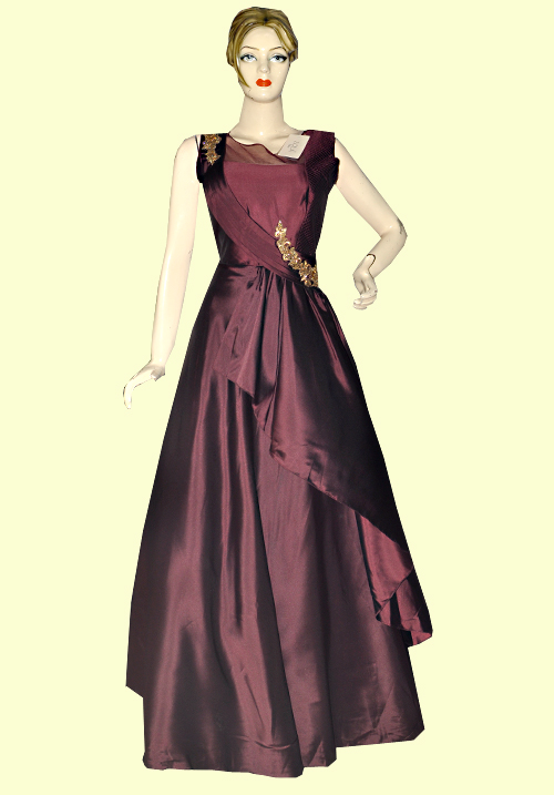 Zola Party Gown Cherry 918556